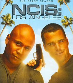 Ncis:Los Angeles First Season - (Region A Import Blu-ray Disc)