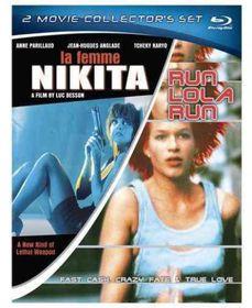 La Femme Nikita/Run Lola Run - (Region A Import Blu-ray Disc)