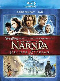 Chronicles of Narnia:Prince Caspian - (Region A Import Blu-ray Disc)