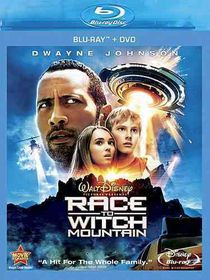 Race to Witch Mountain - (Region A Import Blu-ray Disc)