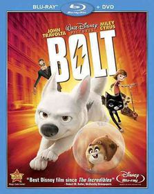 Bolt - (Region A Import Blu-ray Disc)