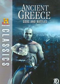 Ancient Greece:Gods and Battles - (Region 1 Import DVD)