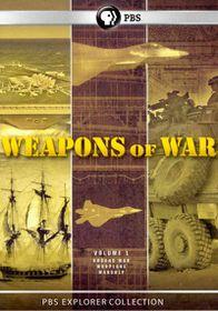 War:Weapons of War Vol 1 - (Region 1 Import DVD)