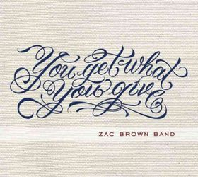 You Get What You Give - (Import CD)