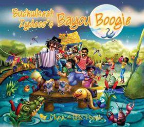 Buckwheat Zydeco's Bayou Boogie - (Import CD)