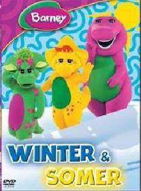 Barney - Winter En Somer - (DVD)