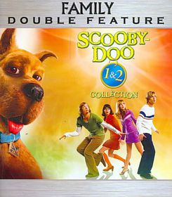 Scooby Doo:Movie/Scooby Doo 2:Monster - (Region A Import Blu-ray Disc)