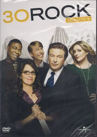 30 Rock Season 4 (DVD)