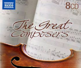Great Composers - Great Composers (CD)