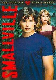 Smallville:Complete Fourth Season - (Region 1 Import DVD)