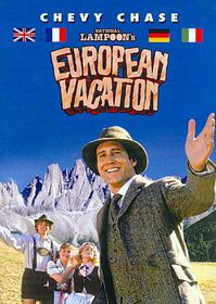 National Lampoon's European Vacation - (Region 1 Import DVD)
