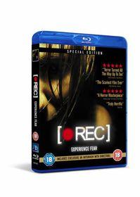 [Rec] - (Import Blu-Ray Disc)