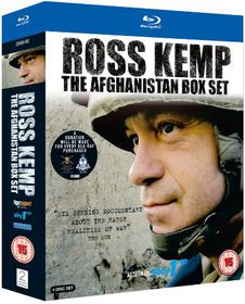 Ross Kemp: The Afghanistan Collection - (Import Blu-Ray Disc)