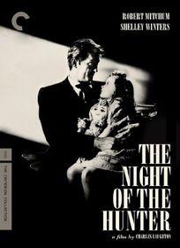 Night of the Hunter - (Region 1 Import DVD)