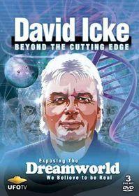 David Icke:Beyond the Cutting Edge - (Region 1 Import DVD)