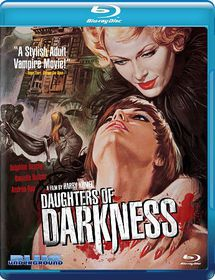 Daughters of Darkness - (Region A Import Blu-ray Disc)