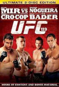 Ufc 119 - (Region 1 Import DVD)