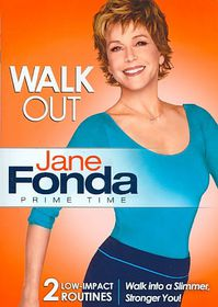 Jane Fonda Prime Time:Walkout - (Region 1 Import DVD)