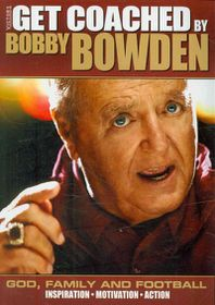 Get Coached by Bobby Bowden - (Region 1 Import DVD)