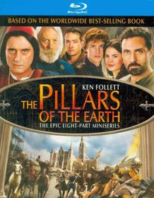 Pillars of the Earth - (Region A Import Blu-ray Disc)