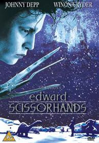 Edward Scissorhands (Import DVD)
