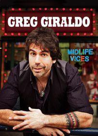 Greg Giraldo: Midlife Vices - (Import DVD)