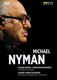 Nyman:Composer in Progress in Concert - (Region 1 Import DVD)