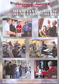 Musicians & Their Music (Special Edit - (Region 1 Import DVD)