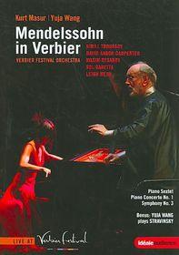Mendelssohn:Mendelssohn in Verbier Pi - (Region 1 Import DVD)