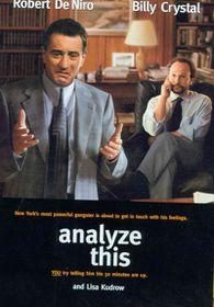 Analyze This - (Region 1 Import DVD)