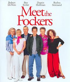 Meet the Fockers - (Region A Import Blu-ray Disc)