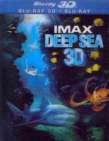 Deep Sea 3d (Imax) - (Region A Import Blu-ray Disc)