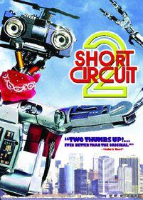 Short Circuit 2 - (Region 1 Import DVD)