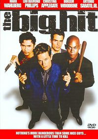 Big Hit - (Region 1 Import DVD)
