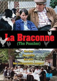 La Braconne (Poacher) - (Region 1 Import DVD)