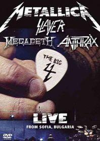 Big 4:Live from Sofia Bulgaria - (Region 1 Import DVD)
