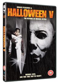 Halloween 5: The Revenge of Michael Myers - (Import DVD)