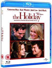 The Holiday (2006) - (Import Blu-ray Disc)