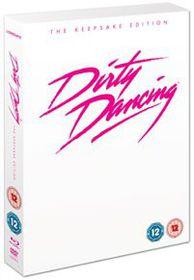 Dirty Dancing - (Import Blu-ray Disc + DVD)