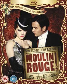 Moulin Rouge - (Import Blu-ray Disc)