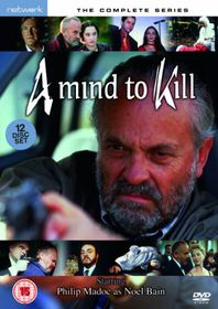 A Mind To Kill - The Complete Series - (Import DVD)