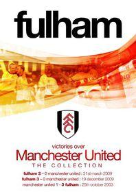 Fulham v Man Utd - (Import DVD)