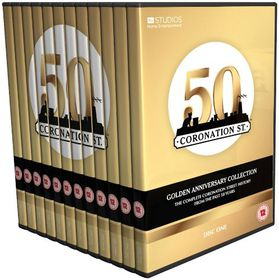 Coronation Street - Golden Anniversary Collection - (Import DVD)