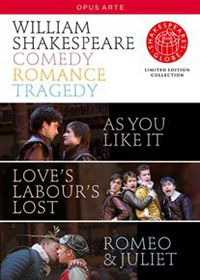 Shakespeare Globe Collection - (Import DVD)