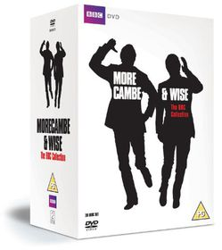 Morecambe & Wise Show - Complete Collection - (parallel import)