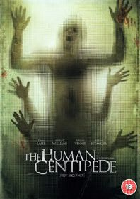 The Human Centipede (First Sequence) - (Import DVD)