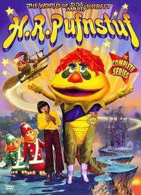 Hr Pufnstuf:Complete Series - (Region 1 Import DVD)