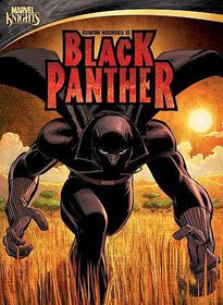 Marvel Knights:Black Panther - (Region 1 Import DVD)