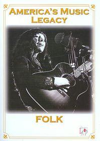 Folk - (Region 1 Import DVD)