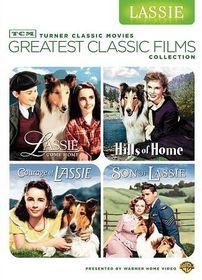 Tcm Greatest Classic Films:Lassie - (Region 1 Import DVD)